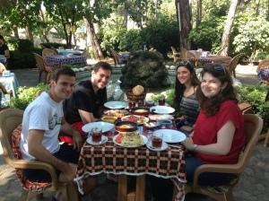 turkish breakfast!